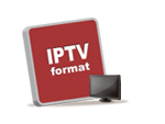 IPTV向けエンコード